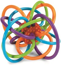 Manhattan Toy Winkel Rattle and Sensory Teether Toy - $14.99