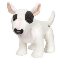 Webkinz - Plush Stuffed Animal Bull Terrier Dog - Sealed Online Code - $19.39