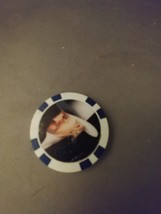 Original Toby Keith's 2006 I Love This Bar and Grill poker chip Token blue - $4.00