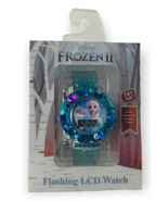 Disney Frozen II Flashing LCD Kids Digital Watches NEW - $13.96