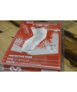 McDavid 6446Y Youth HEX Protective Pads Leg Sleeves White NEW - $18.80
