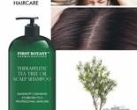 Tea Tree Oil Shampoo 16 oz Anti Dandruff Anti-fungal Hair Growth Scalp Treatment