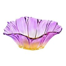 George Jimmy Transparent Fruit Vegetable Container Dessert Holder-Purple - $51.82