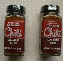 Trader Joe's Organic Chili Seasoning Blend - Qty 2 - $15.83