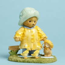 Cherished Teddies Larissa Forever Faithful Friends 4045935