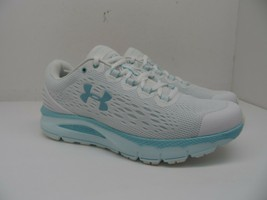 Under Armour Women's Charged Intake 4 Running Shoes White/Blue Size 9M - $90.24