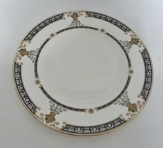 Wedgwood Bone China Made in England Dinner Plate Highgrove Pattern Gold ... - $16.71
