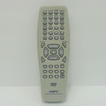 Sanyo RB-SL20 Original DVD Player Remote DVDSL20 DWM380 Tested And Working - $12.99
