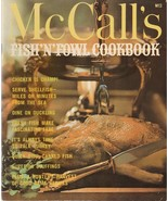 McCall's Fish N Fowl Cookbook 1974 Vintage Paperback M13 Jack Smith - $5.93