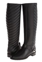 New STUART WEITZMAN Size: 11 Black Calf Knee High Leather Boots FREE SHI... - $695.00