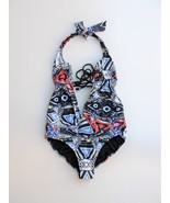 NEW Swimsuit Insight 'The Jeddah' Tribal Pop One-Piece Bathing Suit 6 NW... - $47.52