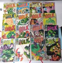 Incredible Hulk 283 285-291 293 295-301 Marvel VG-VF 16 books - $65.00