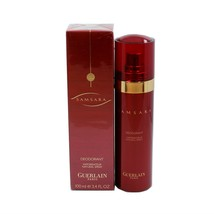 GUERLAIN SAMSARA DEODORANT NATURAL SPRAY 100 ML/3.4 FL.OZ. NIB - $58.91