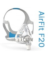 NEW AirFit™ F20 63401 MEDIUM Full Face CPAP Mask with Headgear - FREE SHIPPING!! - $79.99