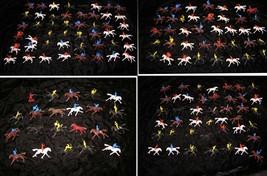 Western Cowboys & Indians Vintage Toy Play Set Figures - $34.99