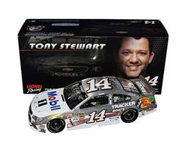 AUTOGRAPHED 2014 Tony Stewart #14 Mobil 1 Team RARE RAW EDITION (Stewart... - $224.96
