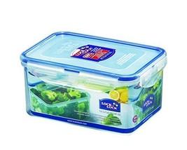 LOCK & LOCK Rectangular Water Tight Food Container, Short (1.1 Liter) - $10.99