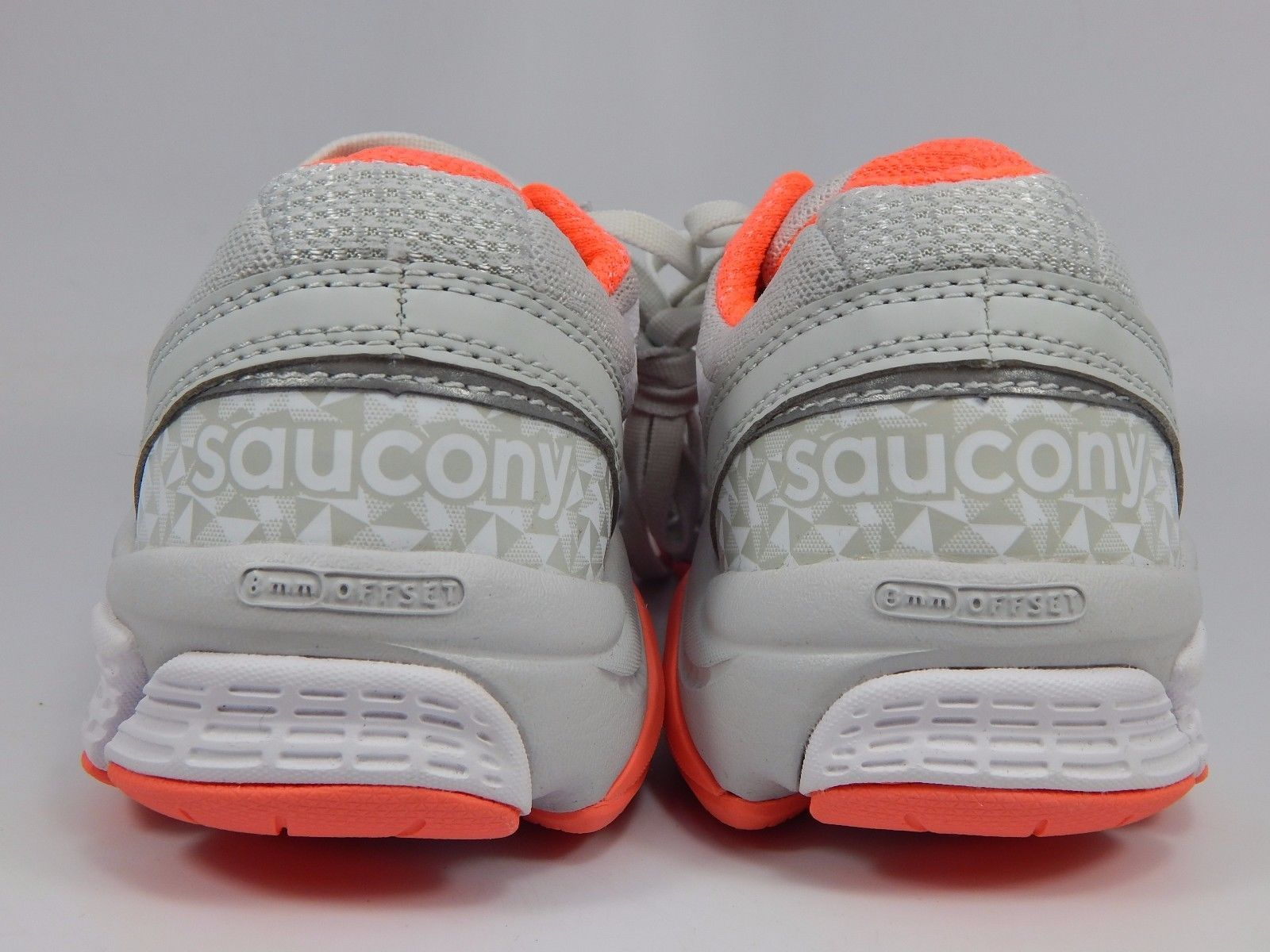 Saucony Linchpin Women's Running Shoes Size US 7 M (B) EU 38 Gray Coral S15334-2