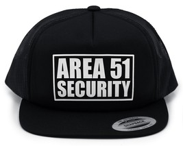 Area 51 Security Hat, Cap, Alien hat, UFO hat, Space, NASA, Extraterrest... - €12,37 EUR