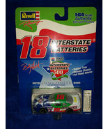 1/64 NASCAR REVELL 1997 #18 INTERSTATE BATTERIES, BOBBY LABONTE - $3.75