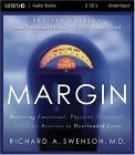 Primary image for Margin - Audio Book - CD: Restoring Emotional, Physical, Financial, and Time Res