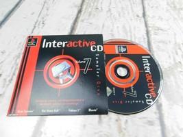 Interactive CD Sampler Pack Volume Vol 7 (Sony PS1 PlayStation)  - $5.93