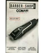 Conair - HC2000 - Barbershop No-Slip Grip Clippers 20 Piece Home Haircut... - $44.50