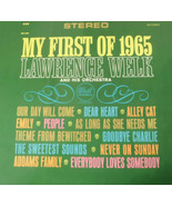 My First Of 1965 [Vinyl LP, Brand New] Lawrence Welk And His Orchestra - $64.99