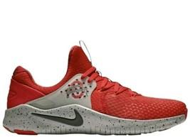 Mens Nike Free TR 8 Ohio State OSU AR0420-600 running shoes buckeyes 056... - $58.95