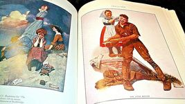 The Best of Norman Rockwell Hard cover Book AA20- CP2172 Vintage image 6