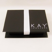 Kay Jewelers Empty Charmed Memories Box Only for Charms Magnetic Close B... - $9.98