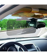 New UV Fold Flip Down HD Clear View Day/Night Flip Down Visor ! - $24.95