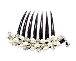 Vintage Beads Style Coiled Up Hair Hair Accessories/Hair Pins