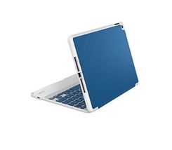 ZAGG Folio Case, Hinged with Bluetooth Keyboard for iPad Air 2 - Blue - $38.36