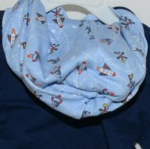 SnoPea Baby Boy Blue Ariplanes Long Sleeve Outfit 6 Months image 4