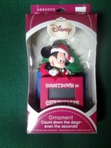 Hallmark Disney Mickey's Countdown to Christmas Ornament - $24.24