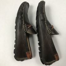 Brown Mercanti Driving Relax Men Moccasins Leather Fiorentini 5M 10 qx8qg7P