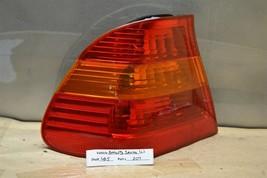 2002-2005 BMW 320i 325i 330i Sedan Left Driver OEM tail light Amber 07 4B5 - $29.69