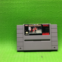 Tecmo Super NBA Basketball - Nintendo SNES Super | Cartridge Only - $5.00