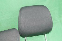 10-13 Kia Soul Rear Back Cloth 3 Headrests Headrest Set image 4