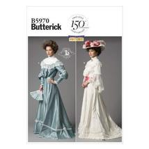 Butterick Patterns B5970 Misses' Top and Skirt Sewing Templates, Size F5... - $13.85