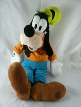 "DisneyStore 17"" GOOFY Plush friend of Mickey Mouse with clothes - $13.85"