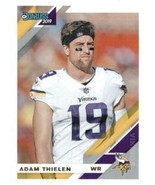 2019 Donruss Variations #156 Adam Thielen NM-MT Vikings  - $4.80
