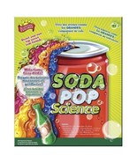 Soda Pop Science Kit Kids Educational Scientific Explorer Science & Acti... - $27.67