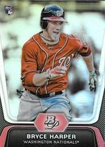 2012 Bowman Platinum #56 Bryce Harper - Rookie Card - Washington Nationals - $19.99