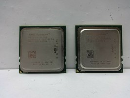 Lot of (2) AMD Opteron 2431 Six-Core CPUs @ 2.40GHz 6MB L3 Cache CCAED - $14.99