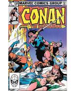 Conan The Barbarian Comic Book #150 Marvel Comics 1983 NEAR MINT NEW UNREAD - $4.50