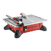 DIAMONDBACK 7 In. Wet Benchtop Tile Saw - $239.00