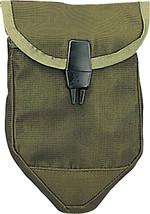 Olive Drab Military Nylon Tri-Fold Shovel Cover NSN # 8465-01-518-6128 - $14.57 CAD