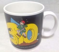 Cup Mug 10oz Birthday 30 and Still Climbing Applause Coffee Tea 26990 - $11.88